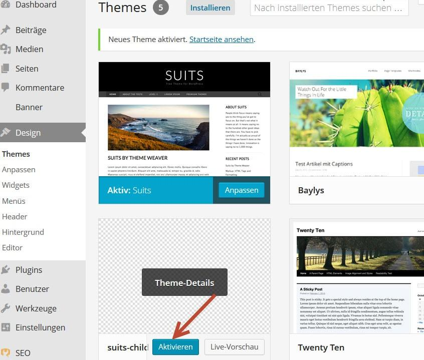 Zufallsbutton in WordPress erstellen (Random Post Button)