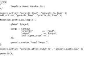 randomphpcode