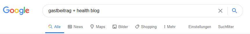 Free Backlinks finden über Google