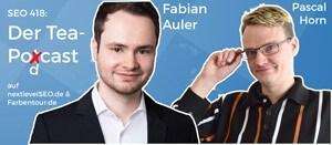 seo 418 teapodcast sidebar - Über Farbentour.de