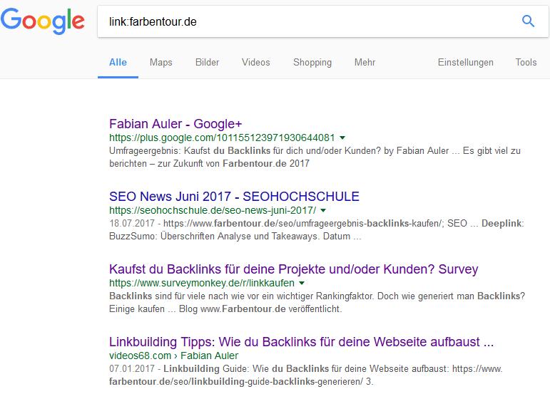 Bild 8 - 19 hilfreiche Google Suchoperatoren für bessere Suchergebnisse