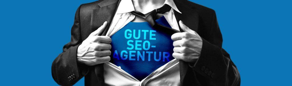 Gute SEO Agentur 1024x302 - Woran du eine gute SEO-Agentur erkennst und Abzocke vermeidest