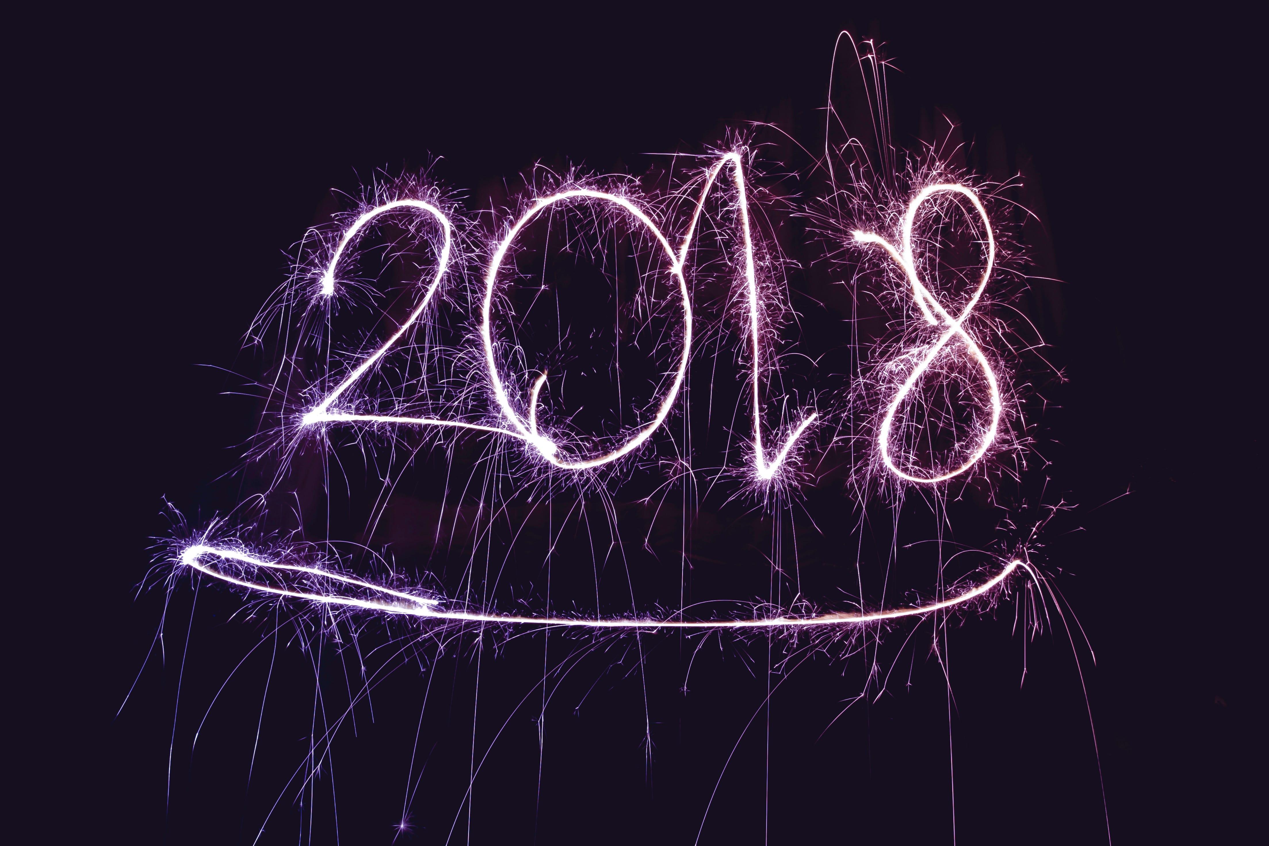 Das war mein Jahr 2017 und das erwarte ich für 2018