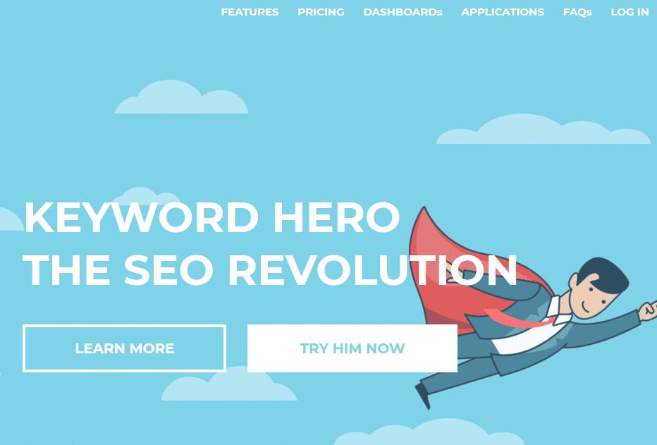 keyword hero - 111 kostenlose SEO-Tools in der Übersicht