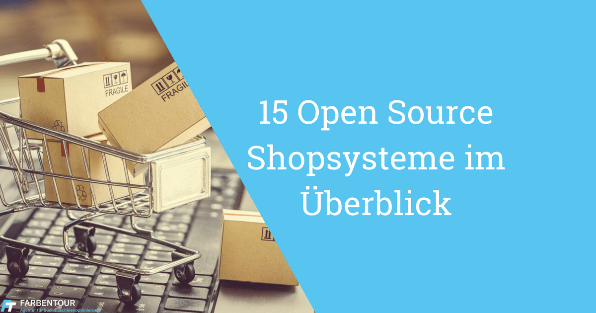 Open Source Shopsysteme
