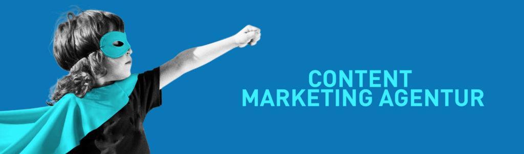 Die Agentur für Content Marketing