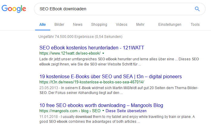 keyword seo-book transaktion