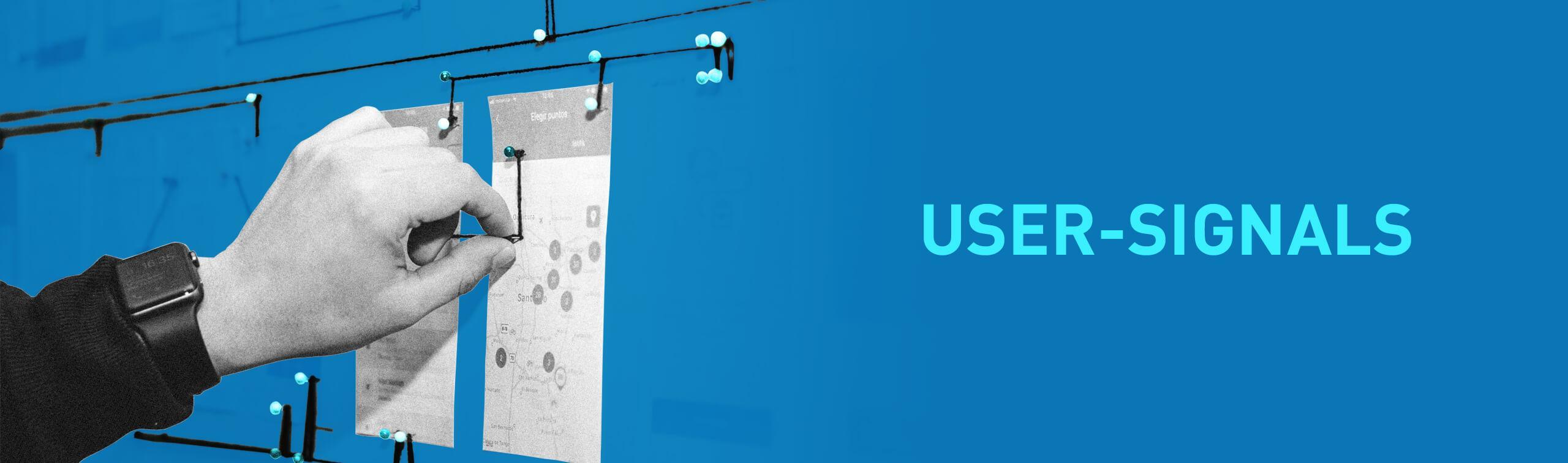 User-Signals für SEO sind wichtig