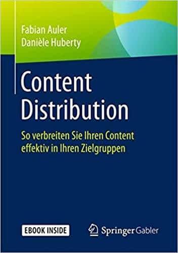 Unser neues Buch ist da! Content Distribution