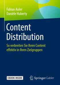 Buch Content Distribution by Fabian Auler und Daniele Huberty