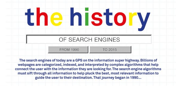 History Search Enginge