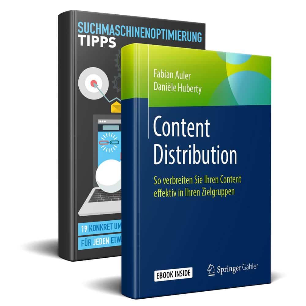 Content Distribution und SEO Ebook