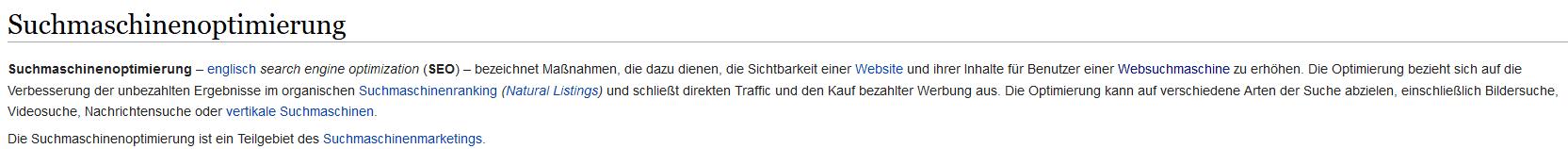 Beispiel wiki