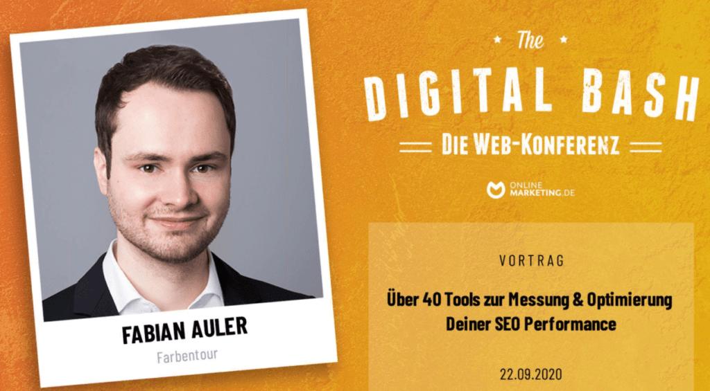 Digital Bash 22/09/2020 Fabian Auler