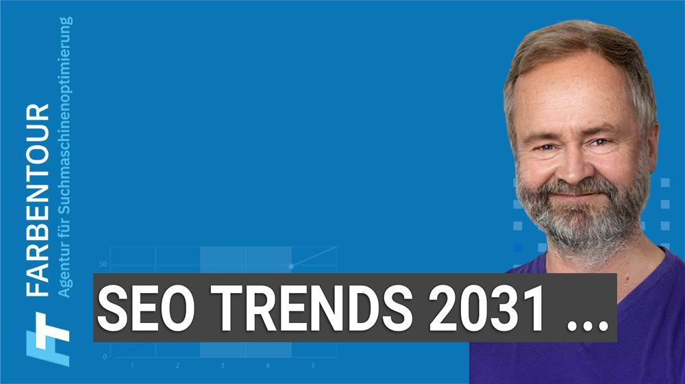 Beispiel SEO Trends