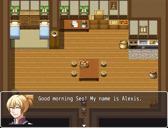 SEO RPG Game